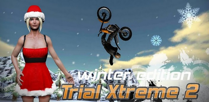 Trial Xtreme 2 Winter обзор игры