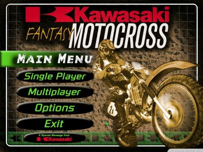 Kawasaki Fantasy Motocross