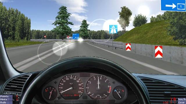 The Real Car Simulator R